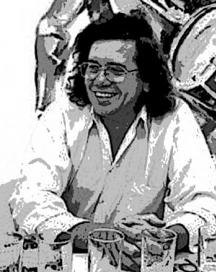 Писателят хуморист Румен Белчев