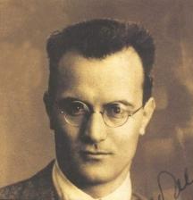 Георги Андрейчин - снимка от годините, когато се завръща в България