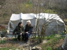 Семейството Серафимови - съпругът става доцент, а съпругата Радка - професор