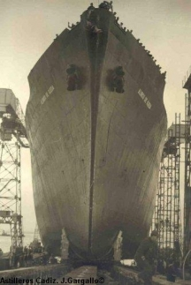 Кораб на името на Алонсо де Охеда