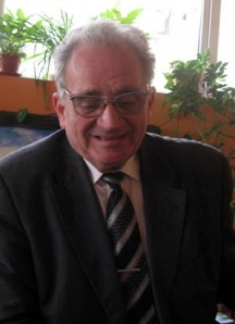 Проф. Цветан Минков, председател на Съюза на пенсионерите - 2004