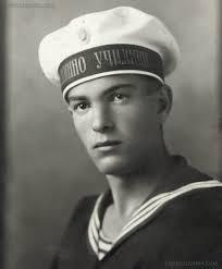 Никола Вапцаров като ученик в Морското училищ във Варна