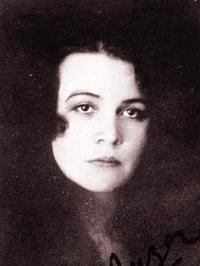 Eдин от малко известните фотопортрети на Елисавета Багряна