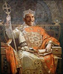 Ако цар Симеон Велики беше ром...