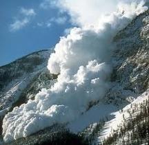 Стихията на лавината не признава прегради