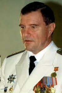 Адмирал Владимир Куроедов