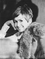 Г-жа Иванова в черно-белия си фотографски период.