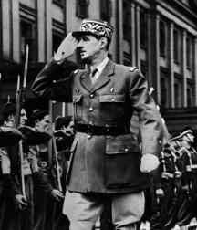 Генерал Шарл де Гол също се подмладявал в Букурещ