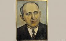Портрет на Живков като този паднал от стената в нашето посолство в Букурещ