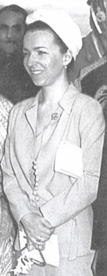 Лицето на Живкова рядко се огряваше с усмивка