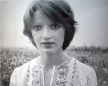 Мария Данаилова, в годините, когато е съпруга на Вили Цанков