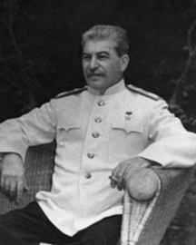 Генералисимус Йосиф Сталин