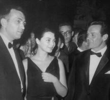 Режисьорът Въло Радев заедно с Коканова и Маркович на кинофестивала във Венеция