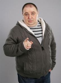 Един от първите в рекламния сектор е комикът Любо Нейков