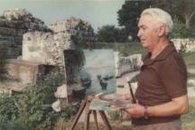Живописецът на Силистра Бедиг Бедросян
