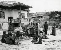 Селска къща в Добруджа преди Втората световна война