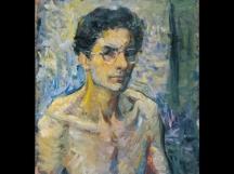 Автопортрет на живописеца като млад