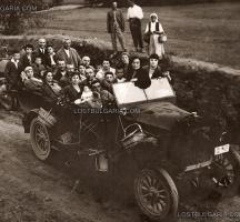 Така са изглеждали междуградските омнибуси в началото на XX век