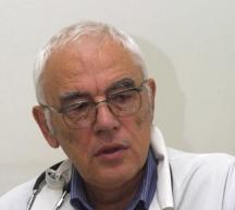 Проф. д-р Младен Григоров, снимка - в.