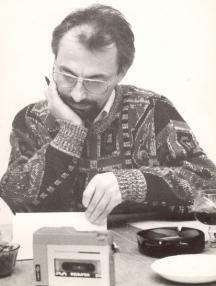 Бившият лидер на ДПС в началото на политическата си кариера