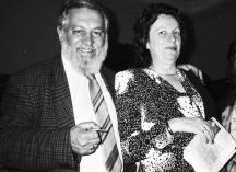 Журналистите Иван Делчев и Евгения Киранова