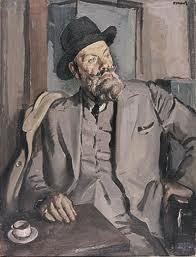 Портрет на Трифон Кунев от Дечко Узунов, 1941 г.