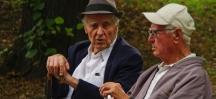 Отляво надясно - Фортунато (85) и Лоренцо (90) са стари приятели