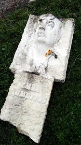 Демонтираният паметник в Плевен